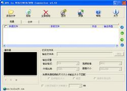 Boilsoft AVI to VCD SVCD DVD Converter V3.51 汉化版