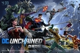 DC正版授权!《DC Unchained》即将开测