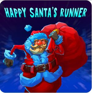 圣诞老人奔跑(Happy Santa's Runner)V1 安卓版