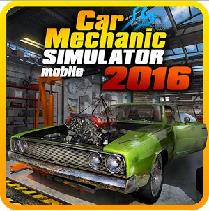 汽车修理工模拟2016(Car Mechanic Simulator 2016)V1.1.65 安卓版