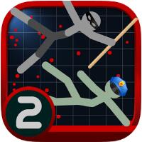 火柴人勇士2(Stickman Warriors Heroes 2) V1.0.2 安卓版