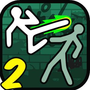 火柴人街霸2(Street Fighting 2: Multiplayer) V2.3.1 安卓版