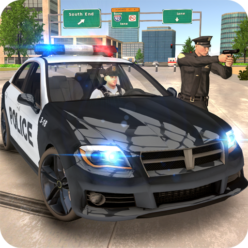Police Drift Car DrivingV1.0 安卓版