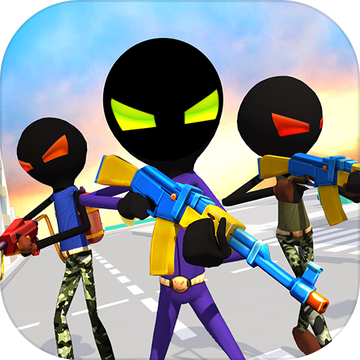 Stickman Battle Royale V1.0.6 安卓版