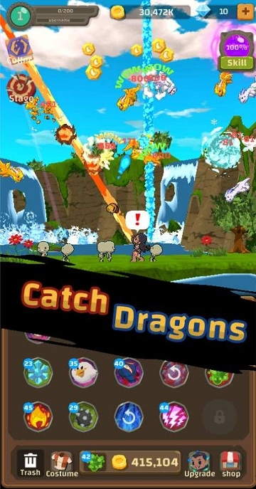捉龙(Catch Dragons)V1.4安卓版