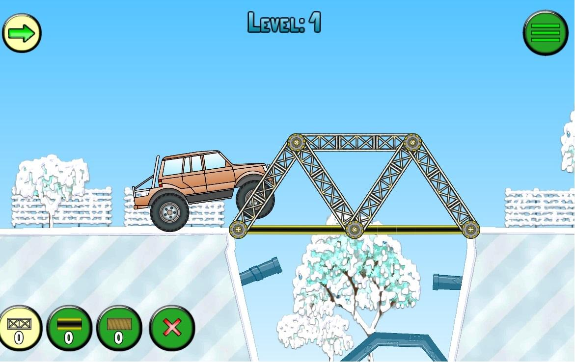 冷冻桥梁(Frozen bridges Free)V1.1.5.7 安卓版