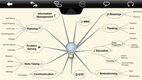 树状思维导图 iThoughts (mindmapping)6.5