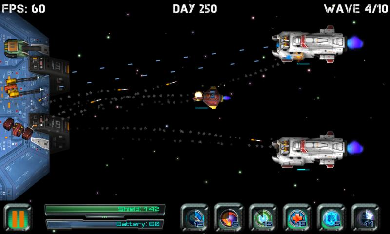 空间站防御3D(Space Station Defender 3D)V1.1 安卓版