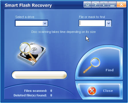 Smart Flash RecoveryV4.2 英文绿色免费版