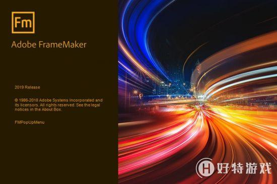 Adobe FrameMaker 2019 15.0.2.503 破解版